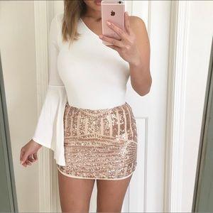 Dresses & Skirts - Sequined skirt